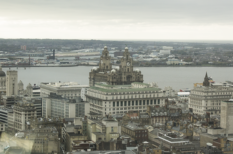 Liverpool Blogger Battle - Radio City Tower
