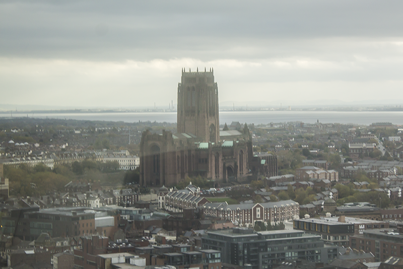 Liverpool from Radio City Tower