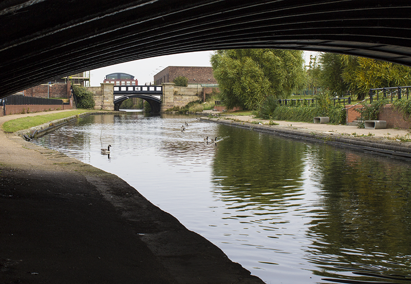 Liverpool to Leeds canal