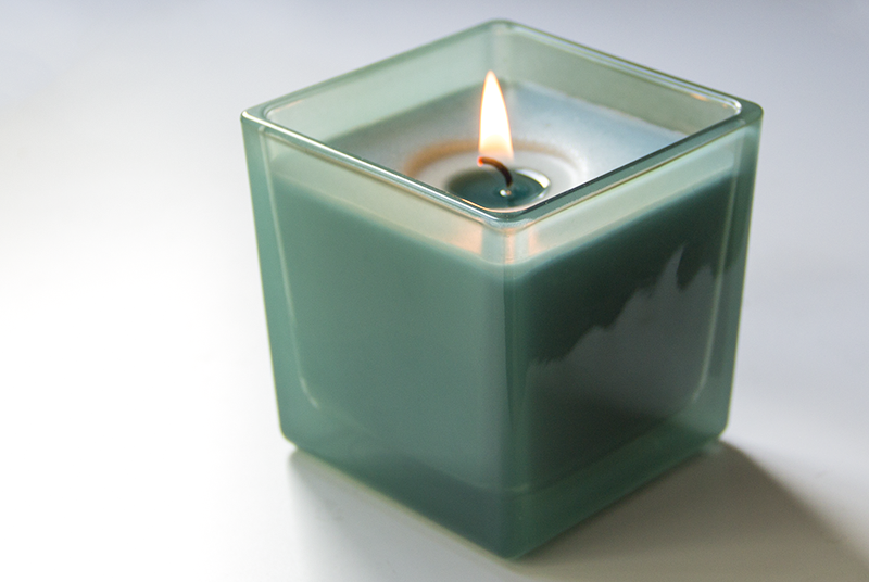 The Weekend Blog - Candle