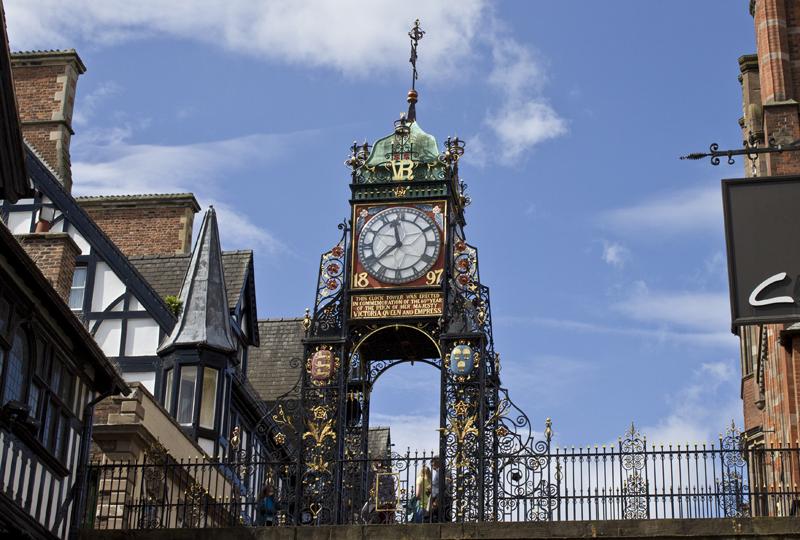 Clock Chester