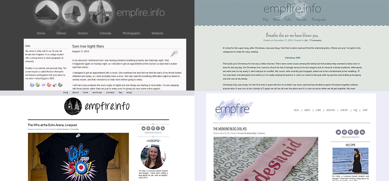4 years of empfire.info