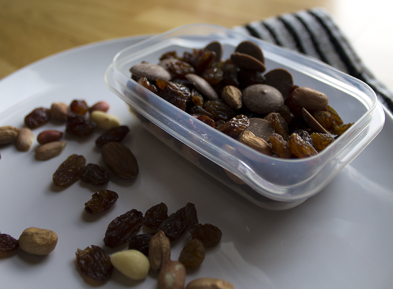 Make your own graze snacks