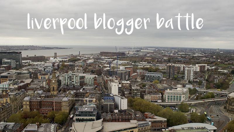 Liverpool Blogger Battle