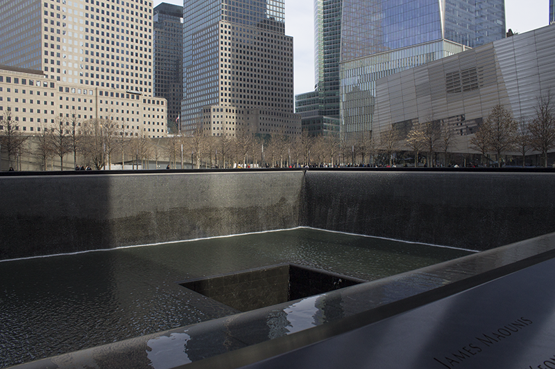 9 11 memorial ground zero New York