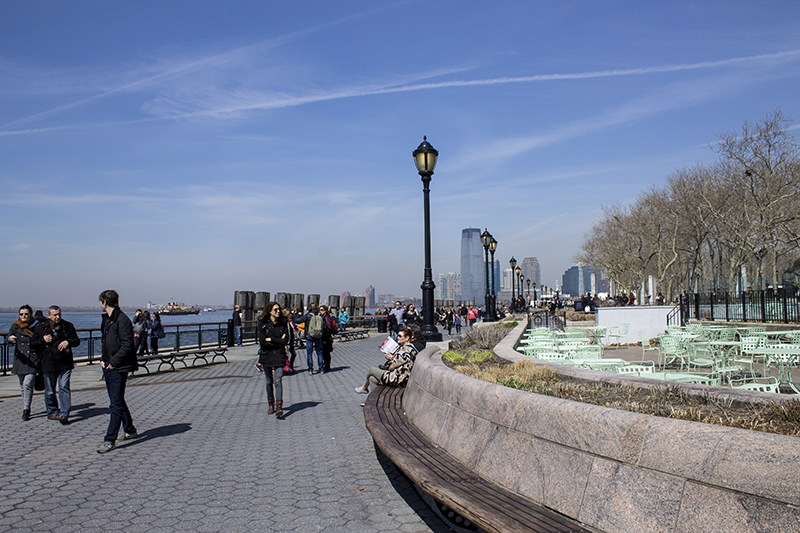 Battery Park New York