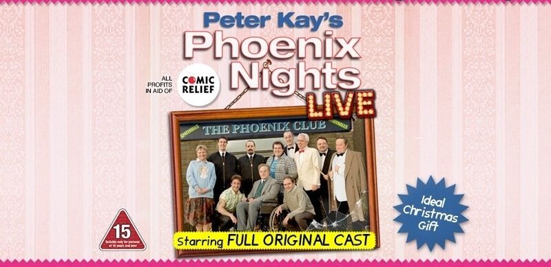 Phoenix Nights Live Review