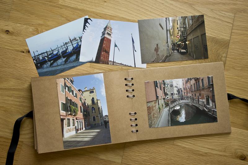 Italy photo album