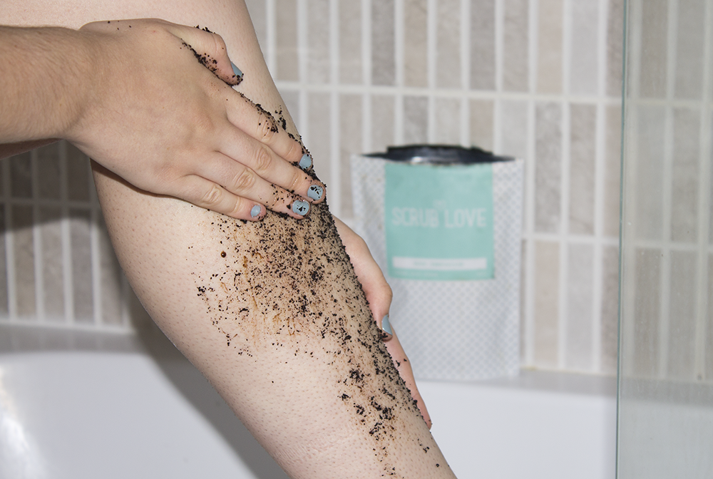 Choosing natural skin care (featuring Scrub Love)