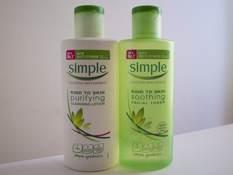 Simple Cleaner and Toner