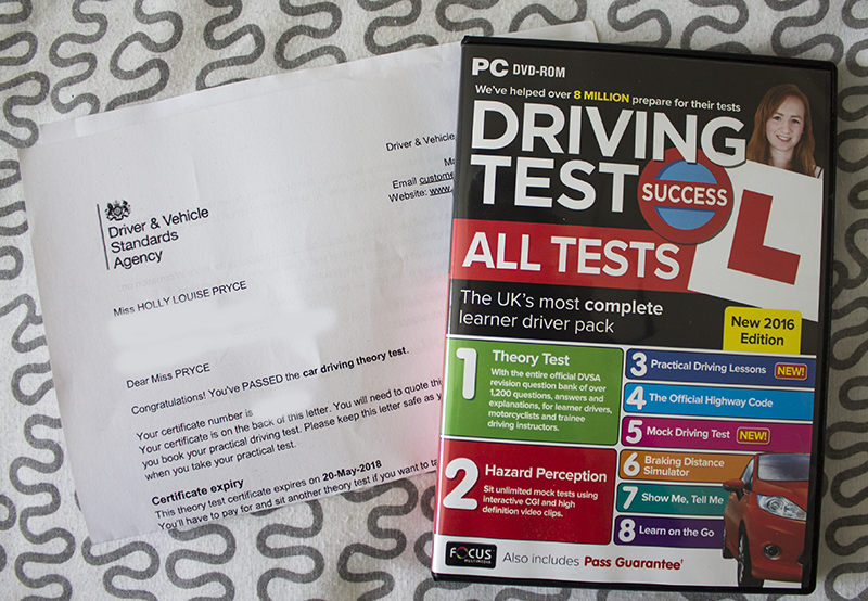 The Weekend Blog | Theory Test