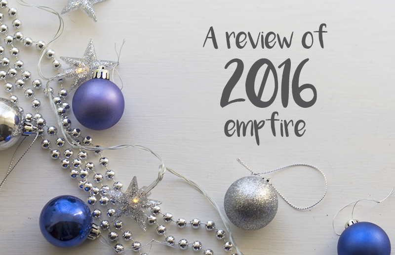 A review of 2016 - Empfire