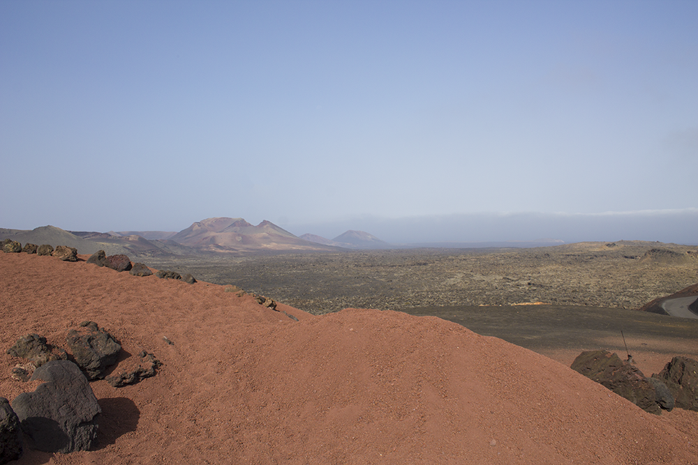 Travel Diary | Lanzarote | Timanfaya National Park