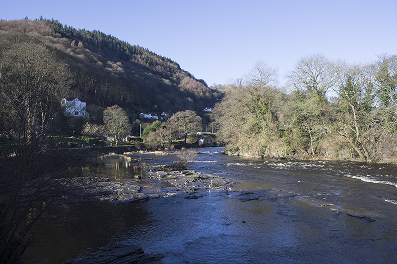 Llangollen in photographs