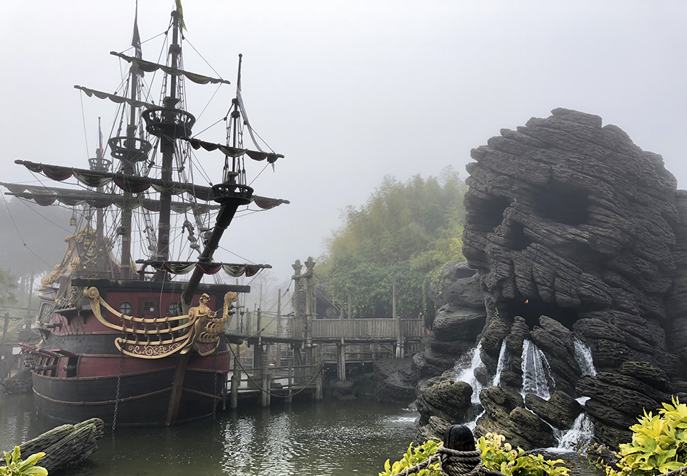 Adventureland at Disneyland Paris | Empfire