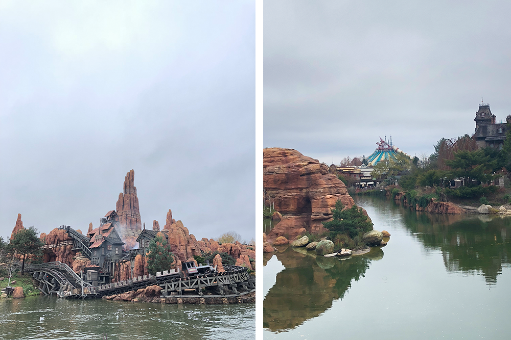 Big Thunder Mountain Disneyland Paris | Empfire