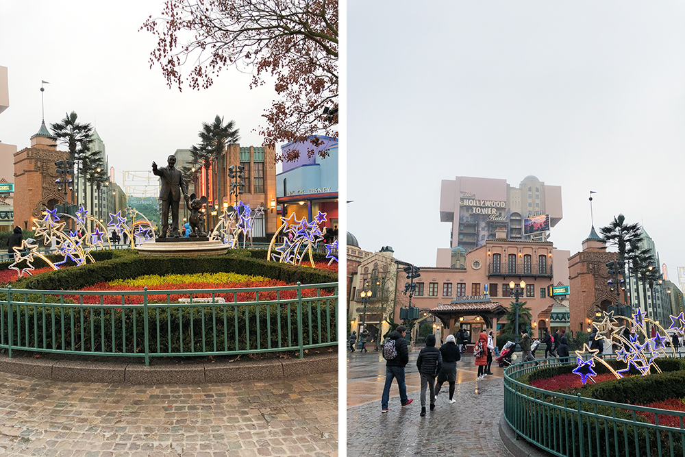 Walt Disney Studios Park and Tower of Terror | Empfire